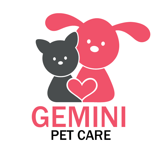 Gemini Pet Care Logo